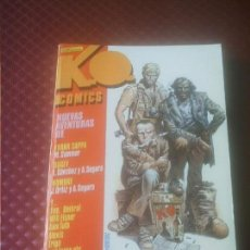 Tebeos: K.O.COMICS EXTRA Nº 1 CON Nº 1.2.3 Y 4.. Lote 132519178