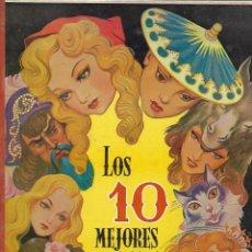 Livros de Banda Desenhada: LOS 10 MEJORES CUENTOS EMILIO FREIXAS. Lote 132909394