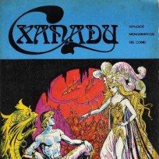 Tebeos: XANADU, HOMENAJE A EMILIO FREIXAS, 1971. Lote 133377710