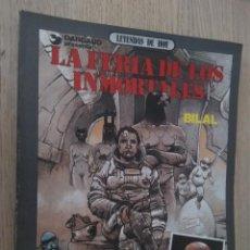 Tebeos: BILAL LA FERIA DE LOS INMORTALES DARGAUD 1983. Lote 135415950