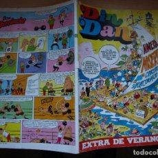 Tebeos: DIN DAN - EXTRA DE VERANO - AÑO 1973 - BRUGUERA. Lote 136251338