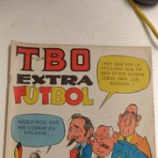 Tebeos: TBO EXTRA FÚTBOL. 1958 BARCELONA. IM.: TALLERES GRÁFICOS BAGUÑA HNOS. ED.: BUIGAS, ESTIVLL Y VIÑA. . Lote 136830722