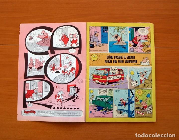 Tebeos: Mortadelo Extra de Verano 1974 - Editorial Bruguera - Contiene Corsario de Hierro, de Ambrós - Foto 2 - 137296602