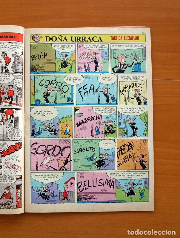 Tebeos: Mortadelo Extra de Verano 1974 - Editorial Bruguera - Contiene Corsario de Hierro, de Ambrós - Foto 5 - 137296602