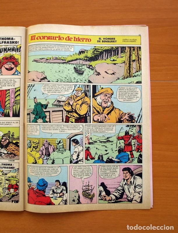 Tebeos: Mortadelo Extra de Verano 1974 - Editorial Bruguera - Contiene Corsario de Hierro, de Ambrós - Foto 8 - 137296602