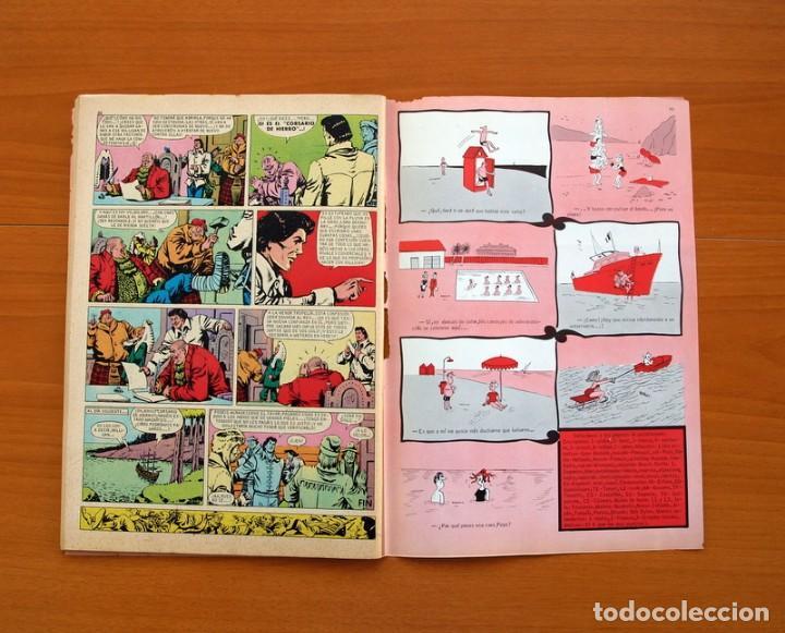 Tebeos: Mortadelo Extra de Verano 1974 - Editorial Bruguera - Contiene Corsario de Hierro, de Ambrós - Foto 10 - 137296602