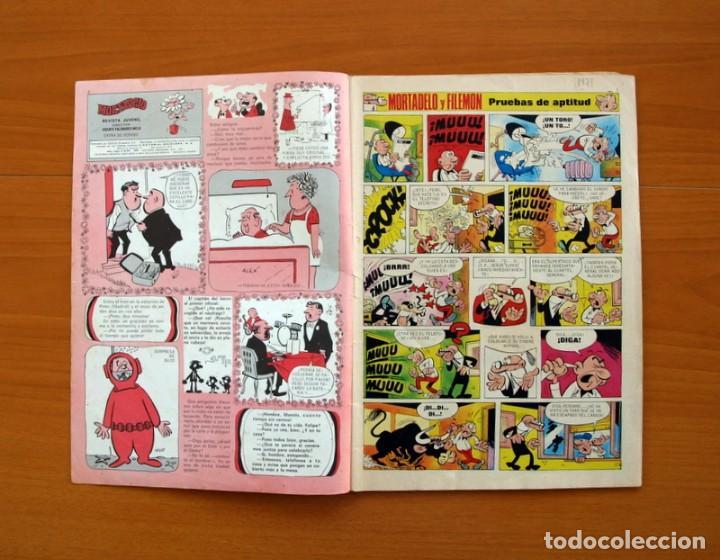 Tebeos: Mortadelo Extra de Verano 1971 - Editorial Bruguera - Contiene Corsario de Hierro, de Ambrós - Foto 2 - 137297050