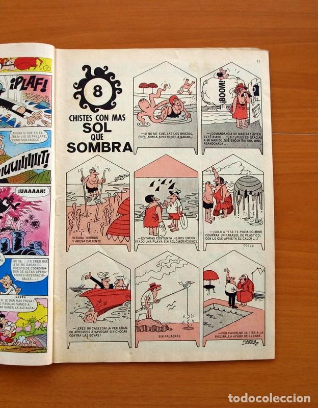 Tebeos: Mortadelo Extra de Verano 1971 - Editorial Bruguera - Contiene Corsario de Hierro, de Ambrós - Foto 3 - 137297050