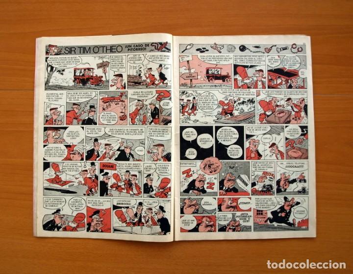 Tebeos: Mortadelo Extra de Verano 1971 - Editorial Bruguera - Contiene Corsario de Hierro, de Ambrós - Foto 4 - 137297050