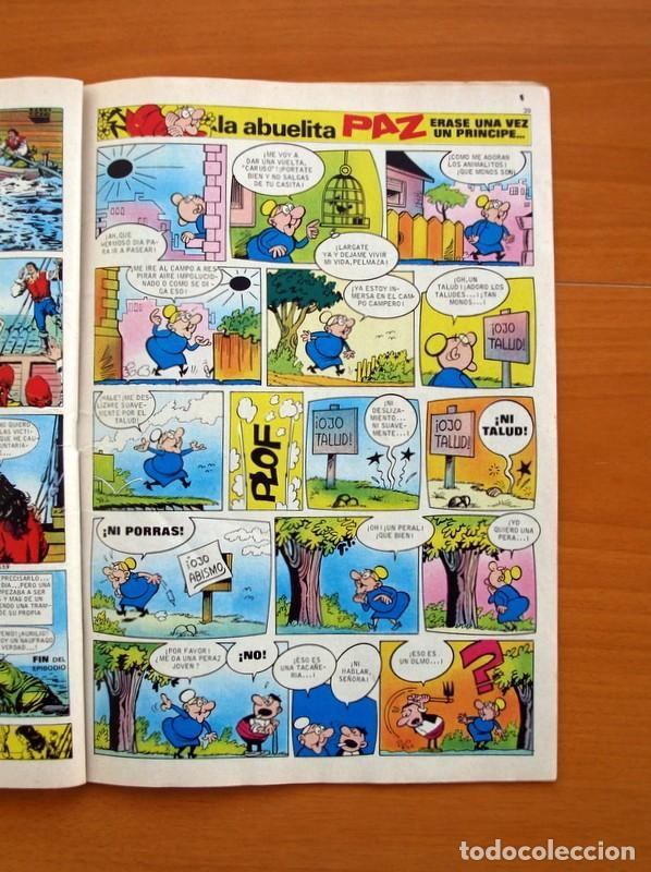 Tebeos: Mortadelo Extra de Verano 1971 - Editorial Bruguera - Contiene Corsario de Hierro, de Ambrós - Foto 8 - 137297050