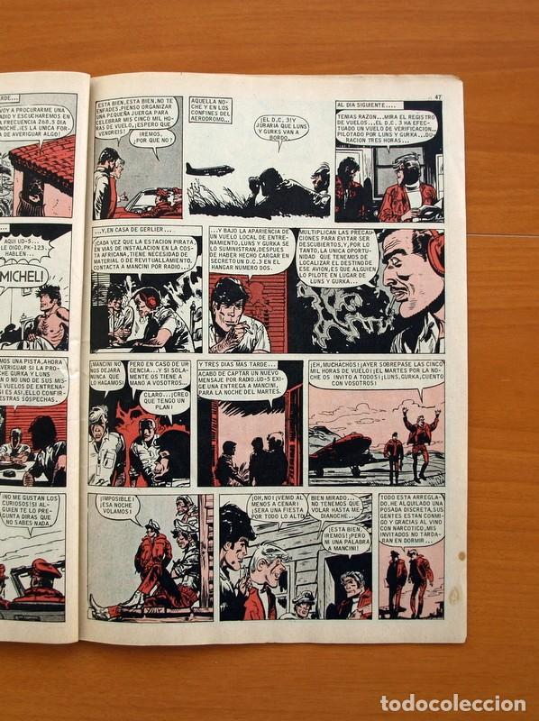Tebeos: Mortadelo Extra de Verano 1971 - Editorial Bruguera - Contiene Corsario de Hierro, de Ambrós - Foto 9 - 137297050