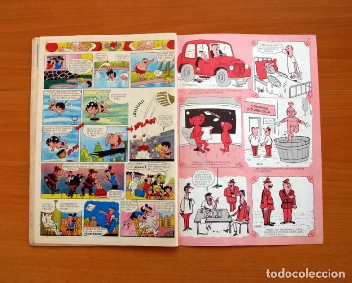 Tebeos: Mortadelo Extra de Verano 1971 - Editorial Bruguera - Contiene Corsario de Hierro, de Ambrós - Foto 10 - 137297050