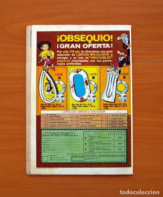 Tebeos: Mortadelo Extra de Verano 1971 - Editorial Bruguera - Contiene Corsario de Hierro, de Ambrós - Foto 11 - 137297050