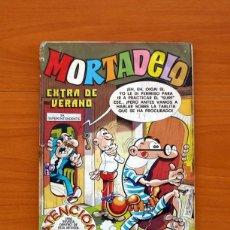 Tebeos: MORTADELO EXTRA DE VERANO 1979 - EDITORIAL BRUGUERA - CONTIENE CORSARIO DE HIERRO, DE AMBRÓS. Lote 137297426