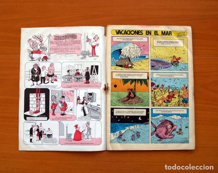 Tebeos: Mortadelo Extra de Verano 1979 - Editorial Bruguera - Contiene Corsario de Hierro, de Ambrós - Foto 2 - 137297426