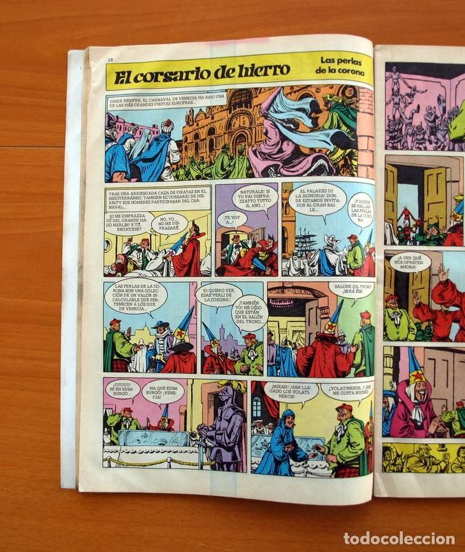Tebeos: Mortadelo Extra de Verano 1979 - Editorial Bruguera - Contiene Corsario de Hierro, de Ambrós - Foto 6 - 137297426
