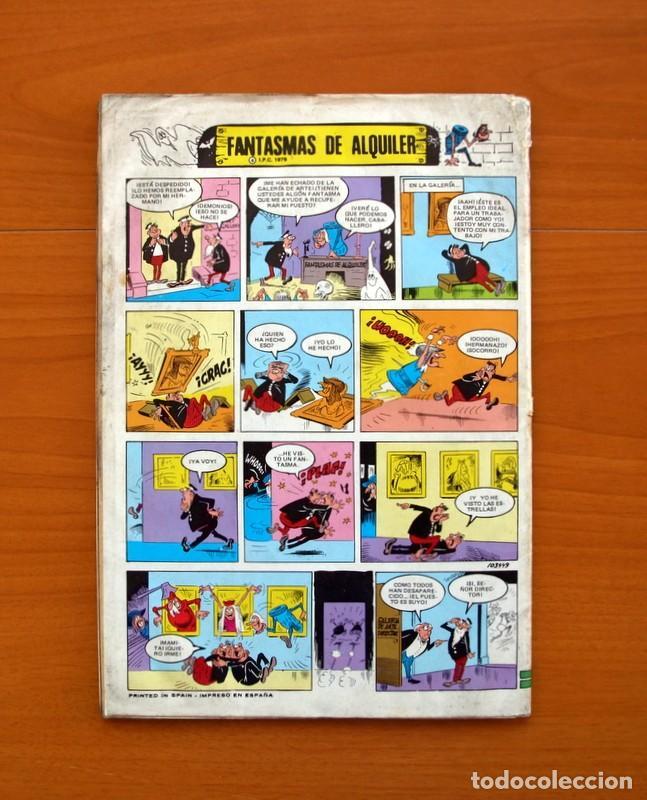 Tebeos: Mortadelo Extra de Verano 1979 - Editorial Bruguera - Contiene Corsario de Hierro, de Ambrós - Foto 14 - 137297426