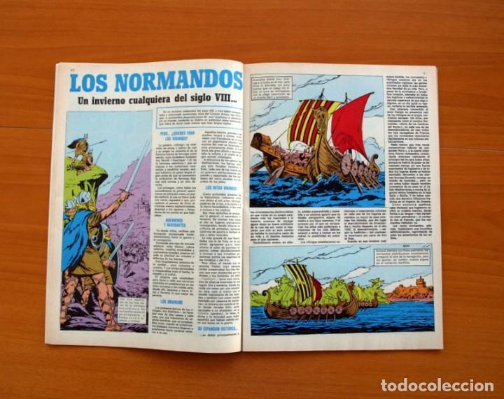 Tebeos: Mortadelo Especial Vikingos, 1981 - Editorial Bruguera - Contiene Corsario de Hierro, de Ambrós - Foto 6 - 137298138