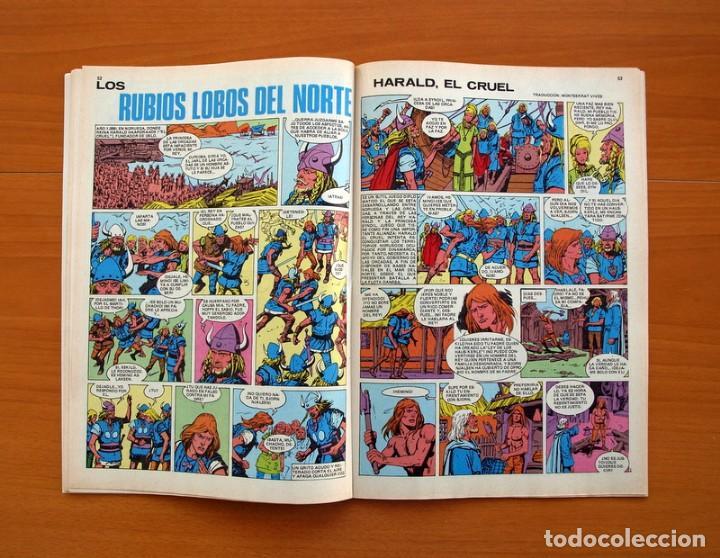 Tebeos: Mortadelo Especial Vikingos, 1981 - Editorial Bruguera - Contiene Corsario de Hierro, de Ambrós - Foto 7 - 137298138