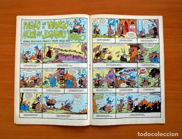 Tebeos: Mortadelo Especial Vikingos, 1981 - Editorial Bruguera - Contiene Corsario de Hierro, de Ambrós - Foto 8 - 137298138