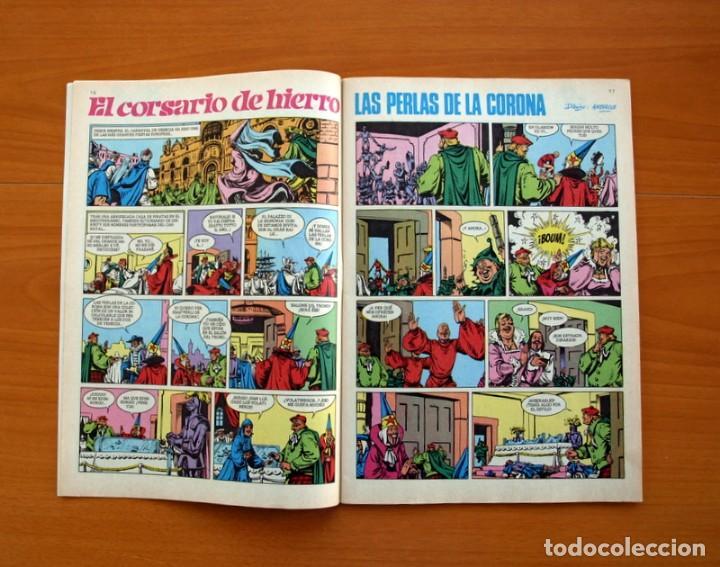 Tebeos: Mortadelo Especial Vikingos, 1981 - Editorial Bruguera - Contiene Corsario de Hierro, de Ambrós - Foto 9 - 137298138