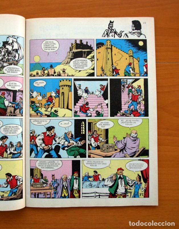 Tebeos: Mortadelo Especial Vikingos, 1981 - Editorial Bruguera - Contiene Corsario de Hierro, de Ambrós - Foto 10 - 137298138