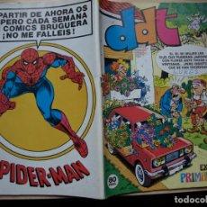Tebeos: DDT - EXTRA DE PRIMAVERA - AÑO 1981 - BRUGUERA. Lote 137922618