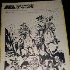 Tebeos: TEBEOS-COMICS CANDY - AMBROS - CLUB DE AMIGOS DE LA HISTORIETA - Nº 29 - 1980 - RARO - *AA99. Lote 137937166