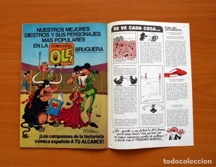 Tebeos: Mortadelo Especial, Tela Marinera, nº 162 - Editorial Bruguera 1978 - Foto 6 - 138015610
