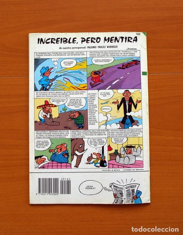 Tebeos: Mortadelo Especial, Tela Marinera, nº 162 - Editorial Bruguera 1978 - Foto 7 - 138015610