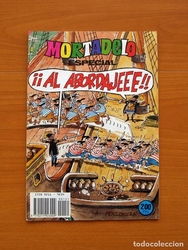 MORTADELO ESPECIAL, AL ABORDAJEEE, Nº 151 - EDITORIAL BRUGUERA 1978 (Tebeos y Cómics - Tebeos Extras)