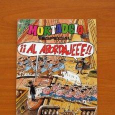 Tebeos: MORTADELO ESPECIAL, AL ABORDAJEEE, Nº 151 - EDITORIAL BRUGUERA 1978. Lote 138016142