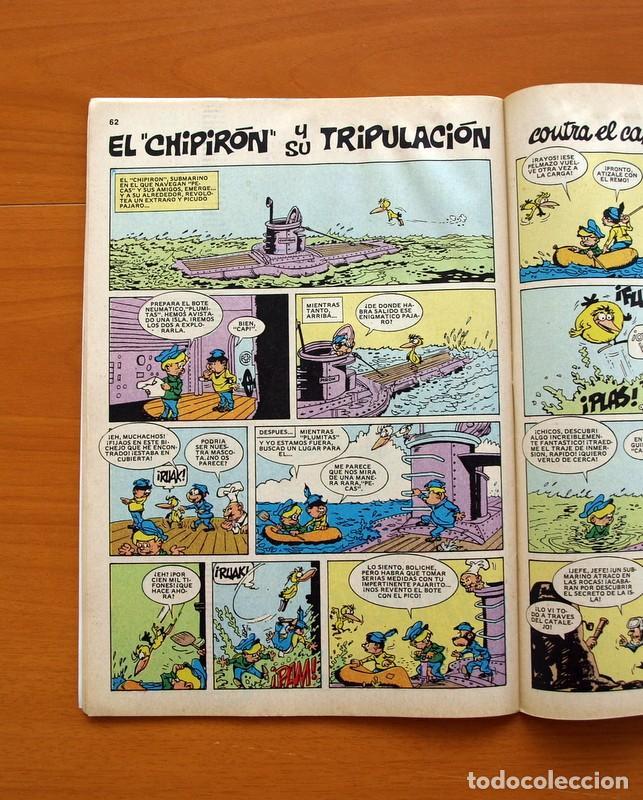 Tebeos: Mortadelo Especial, Al abordajeee, nº 151 - Editorial Bruguera 1978 - Foto 5 - 138016142
