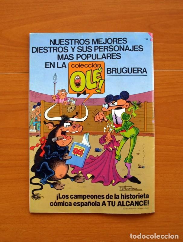 Tebeos: Mortadelo Especial, Al abordajeee, nº 151 - Editorial Bruguera 1978 - Foto 7 - 138016142