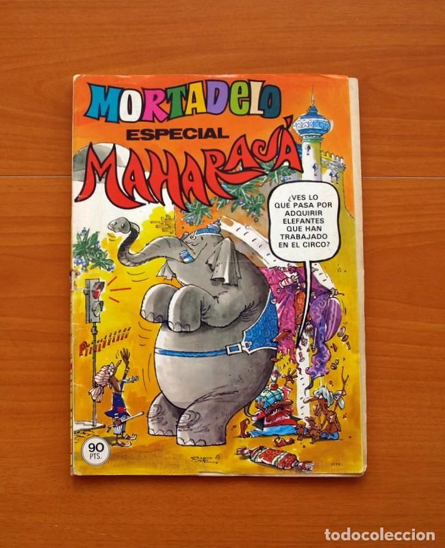 MORTADELO ESPECIAL, MAHARAJA, Nº 116 - EDITORIAL BRUGUERA 1978 (Tebeos y Cómics - Tebeos Extras)