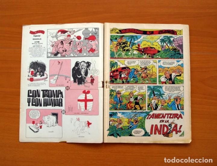 Tebeos: Mortadelo Especial, Maharaja, nº 116 - Editorial Bruguera 1978 - Foto 2 - 138016870