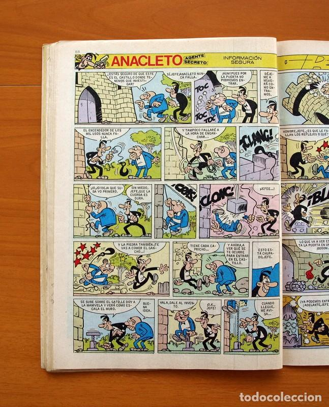 Tebeos: Mortadelo Especial, Maharaja, nº 116 - Editorial Bruguera 1978 - Foto 7 - 138016870