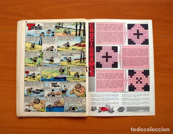 Tebeos: Mortadelo Especial, Maharaja, nº 116 - Editorial Bruguera 1978 - Foto 8 - 138016870