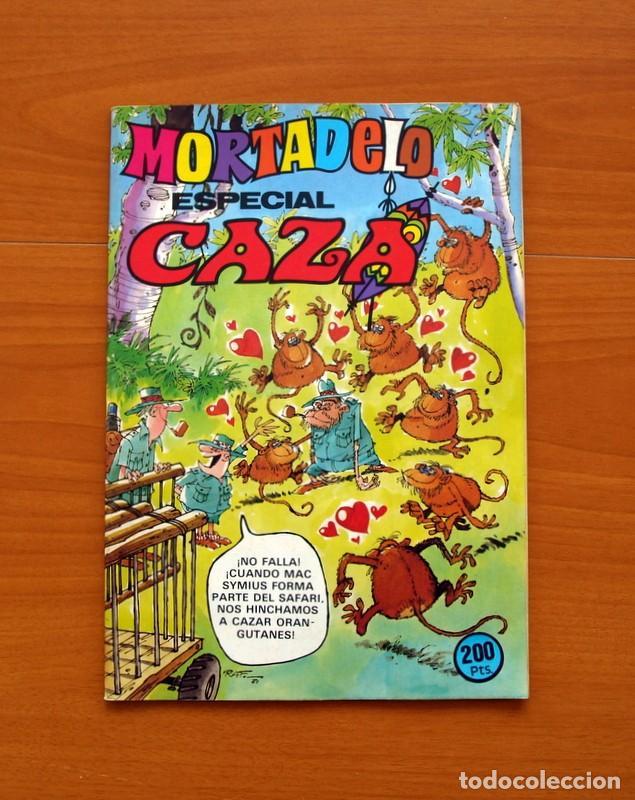 MORTADELO ESPECIAL, CAZA, Nº 118 - EDITORIAL BRUGUERA 1978 (Tebeos y Cómics - Tebeos Extras)