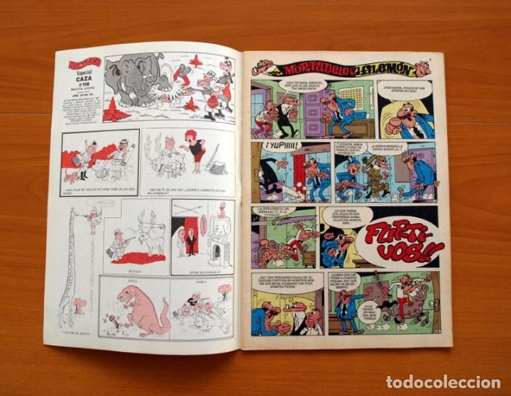 Tebeos: Mortadelo Especial, Caza, nº 118 - Editorial Bruguera 1978 - Foto 2 - 138017726