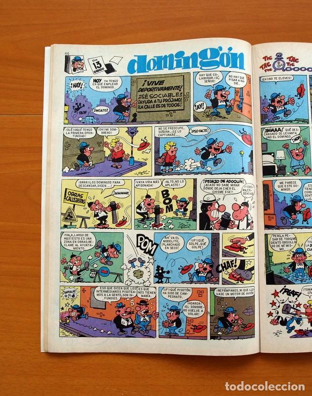Tebeos: Mortadelo Especial, Caza, nº 118 - Editorial Bruguera 1978 - Foto 4 - 138017726