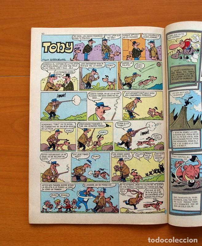 Tebeos: Mortadelo Especial, Caza, nº 118 - Editorial Bruguera 1978 - Foto 7 - 138017726