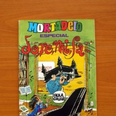 Tebeos: MORTADELO ESPECIAL, DO,RE,MI,FA..., Nº 119 - EDITORIAL BRUGUERA 1978. Lote 138018298