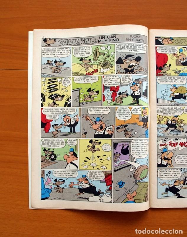 Tebeos: Mortadelo Especial, do,re,mi,fa..., nº 119 - Editorial Bruguera 1978 - Foto 3 - 138018298