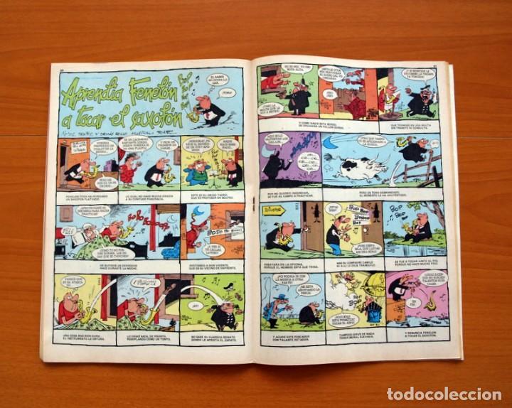 Tebeos: Mortadelo Especial, do,re,mi,fa..., nº 119 - Editorial Bruguera 1978 - Foto 4 - 138018298