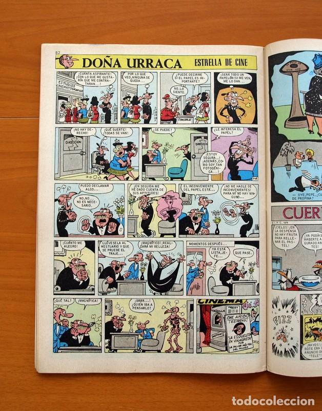 Tebeos: Mortadelo Especial, do,re,mi,fa..., nº 119 - Editorial Bruguera 1978 - Foto 6 - 138018298