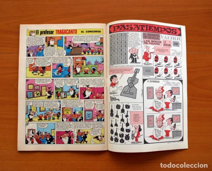 Tebeos: Mortadelo Especial, do,re,mi,fa..., nº 119 - Editorial Bruguera 1978 - Foto 7 - 138018298