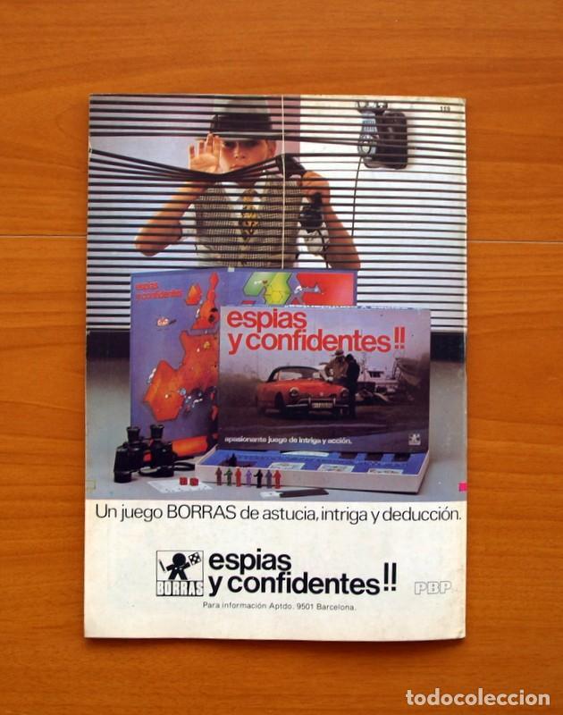 Tebeos: Mortadelo Especial, do,re,mi,fa..., nº 119 - Editorial Bruguera 1978 - Foto 8 - 138018298