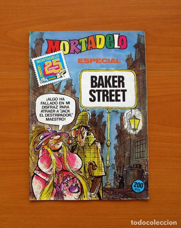 MORTADELO ESPECIAL, BAKER STREET, Nº 170 - EDITORIAL BRUGUERA 1978 (Tebeos y Cómics - Tebeos Extras)