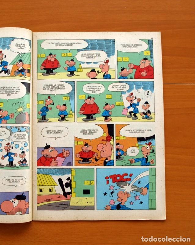 Tebeos: Mortadelo Especial, Baker Street, nº 170 - Editorial Bruguera 1978 - Foto 3 - 138019122